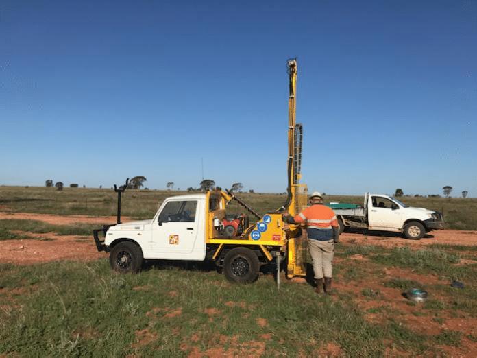 Equipment - Australian Mineral & Waterwell Drilling