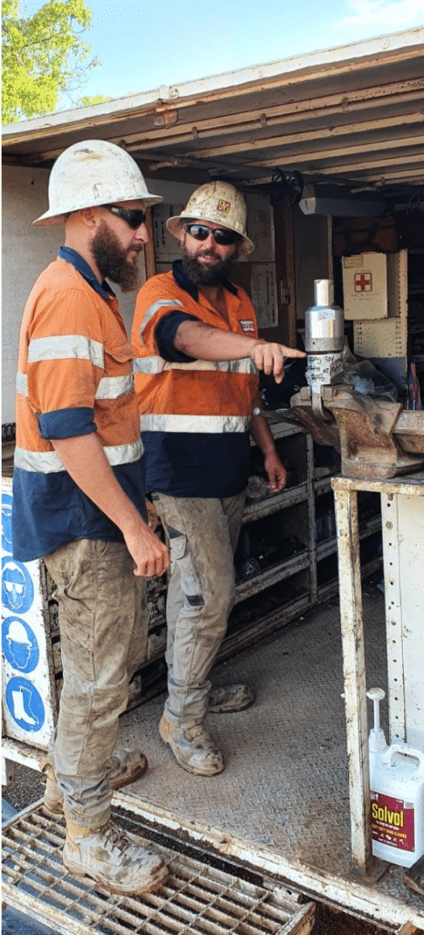 Safety & Environment - Australian Mineral & Waterwell Drilling